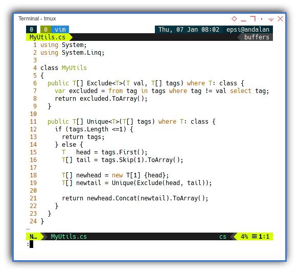 .NET C#: The MyUtils Class
