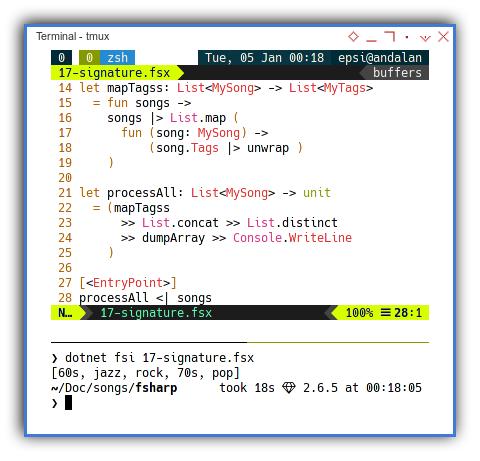 .NET F#: Function Signature