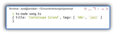Typescript: Just run with ts-node